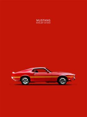 Ford Mustang Shelby GT350 1969 by Mark Rogan
