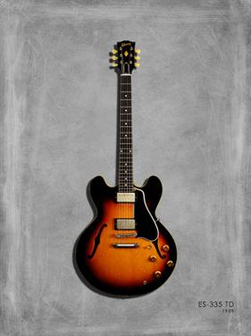 Gibson ES335 59 by Mark Rogan