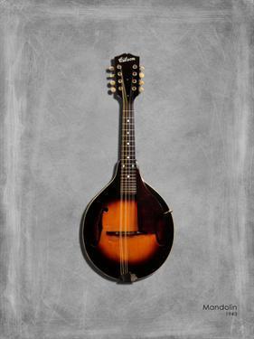 Gibson Mandolin 1943 by Mark Rogan