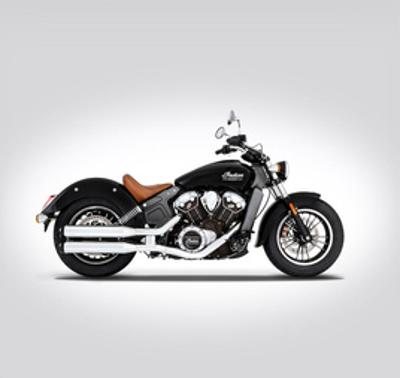 Indian Scout 2016 by Mark Rogan