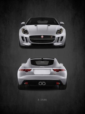 Jaguar F-Type Front-Back by Mark Rogan