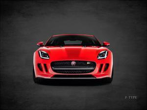 Jaguar F-Type Front by Mark Rogan