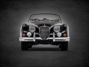 Jaguar XK150 1958 by Mark Rogan
