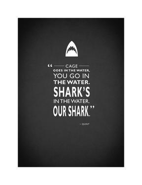 Jaws by Mark Rogan