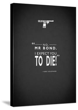 JB Goldfinger Expect To Die by Mark Rogan