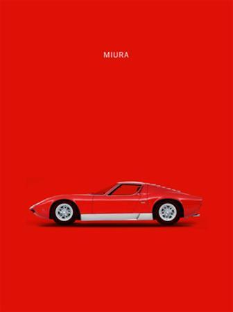 Lambo Miura 69 by Mark Rogan