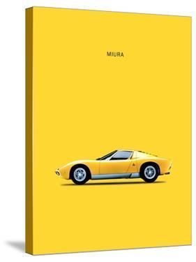 Lambo Miura 72 by Mark Rogan