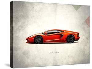 Lamborghini Aventador by Mark Rogan