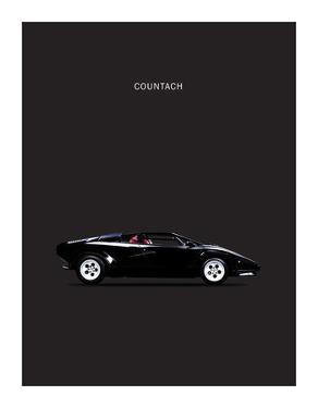 Lamborghini Countach 1984 by Mark Rogan
