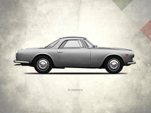 Lancia Flaminia 3c GT2 1962 by Mark Rogan