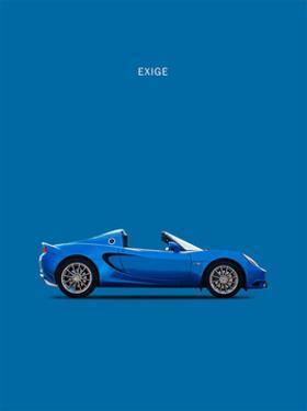 Lotus Exige by Mark Rogan