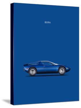 Maserati Bora 1973 by Mark Rogan