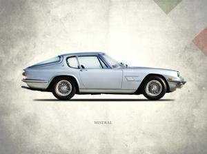 Maserati Mistral 1969 by Mark Rogan
