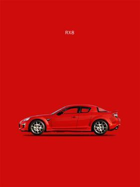 Mazda RX8 by Mark Rogan