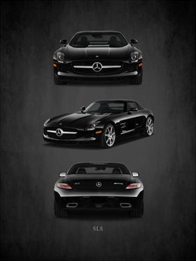 Merc Benz SLS AMG by Mark Rogan