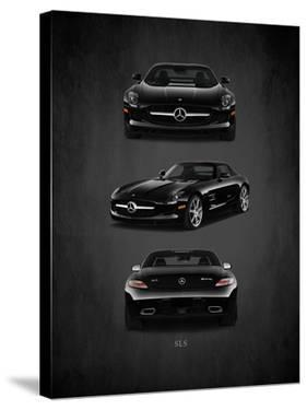 Merc Benz SLS AMG by Mark Rogan