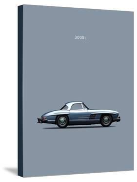 Mercedes 300SL 1960 by Mark Rogan
