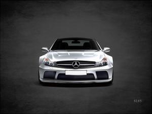 Mercedes Benz SL65 by Mark Rogan