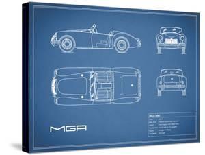 MGM GA-Blue by Mark Rogan