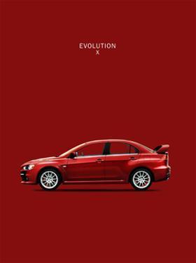 Mitsubishi Lancer Evolution X by Mark Rogan