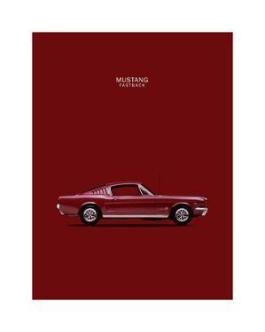 Mustang Fastback 65 by Mark Rogan