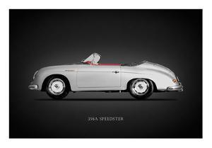 Porsche 356A Speedster 1957 by Mark Rogan