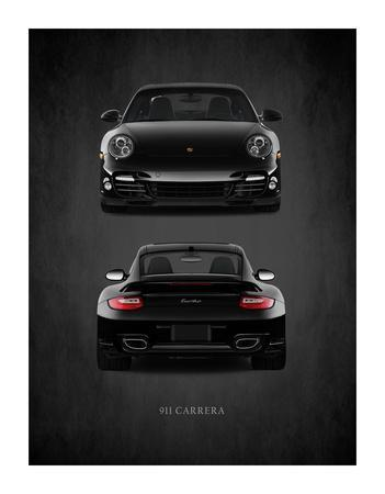Porsche 911 Carrera Turbo By Mark Rogan