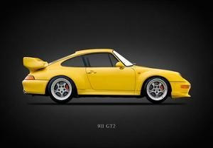 Porsche 911 GT2 1996 by Mark Rogan
