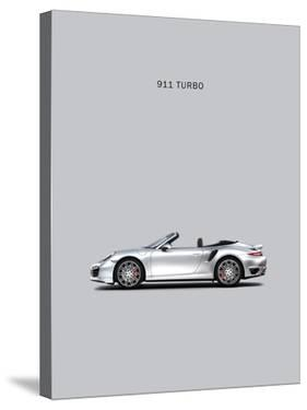 Porsche 911 Turbo Grey by Mark Rogan
