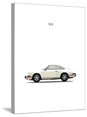Porsche 911E 1968 White by Mark Rogan