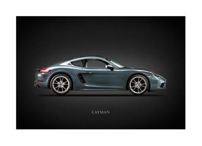 Porsche Cayman 718 by Mark Rogan