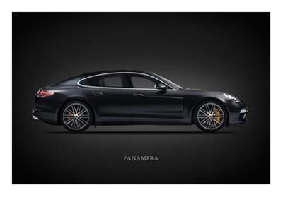 Porsche Panamera by Mark Rogan