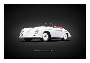 Porsche Super Speedster 1957 by Mark Rogan