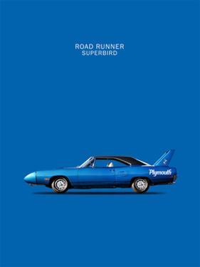 Road-Runner Superbird 1970 by Mark Rogan