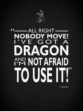 Shrek Ive Got A Dragon by Mark Rogan