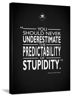 Snatch - Stupidity by Mark Rogan