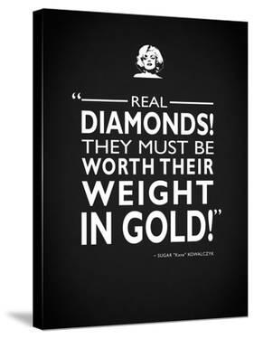 SomeLike It Hot Real Diamonds by Mark Rogan