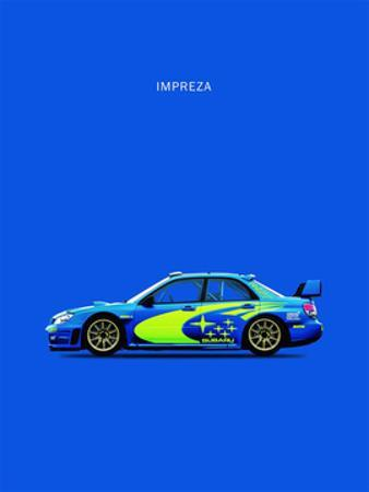 Subaru Impreza by Mark Rogan
