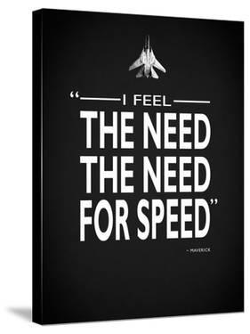Top Gun The Need For Speed by Mark Rogan