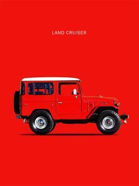Toyota Land Cruiser FJ40 1977 by Mark Rogan