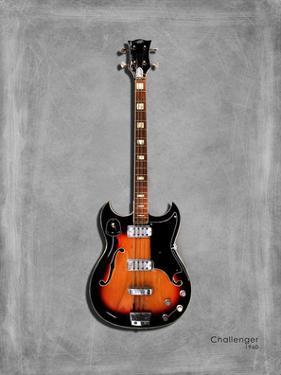 Vox Challenger Bass 1960 by Mark Rogan