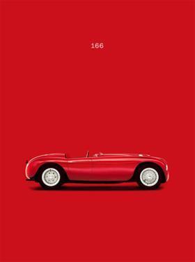 VW Ferrari 166 by Mark Rogan