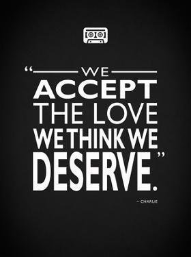 Wallflower - Love We Deserve by Mark Rogan