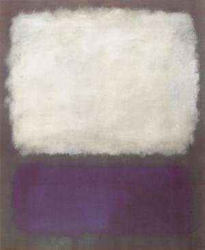 Blue and Grey, c.1962 by Mark Rothko