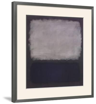 Blue & Gray, 1961 by Mark Rothko