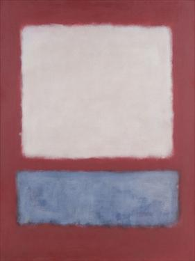 Light over Gray, 1956 by Mark Rothko