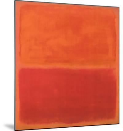 No. 3, 1967 by Mark Rothko