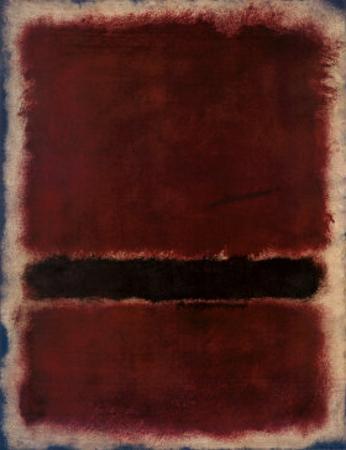 Untitled, 1963 by Mark Rothko