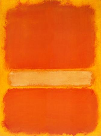 Untitled, c.1956 by Mark Rothko