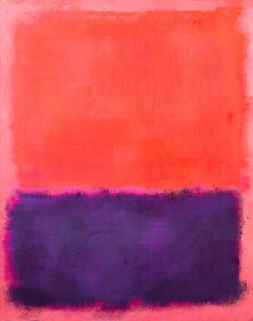 Untitled, c.1961 by Mark Rothko